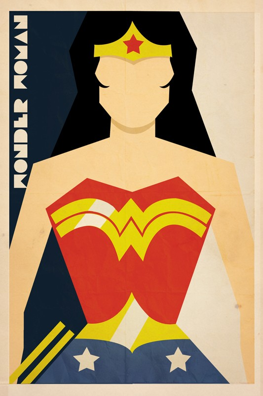 Wonder Woman Lewis Forde Photographie D Art Galerie Sakura